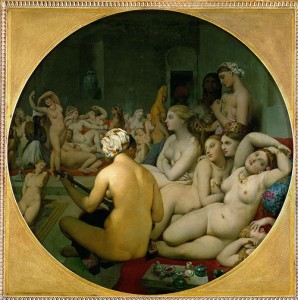 Jean-Auguste-Dominique Ingres Work