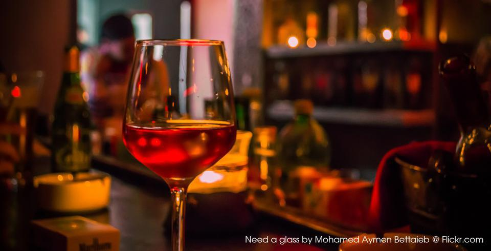 Need a glass by Mohamed Aymen Bettaieb
