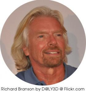 Richard Branson by D@LY3D