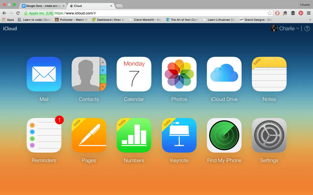 How to Bootstrap: iCloud