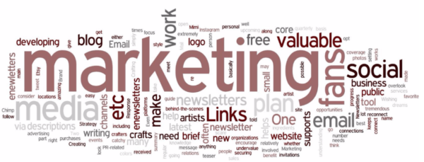 startup marketing plan - online advertising