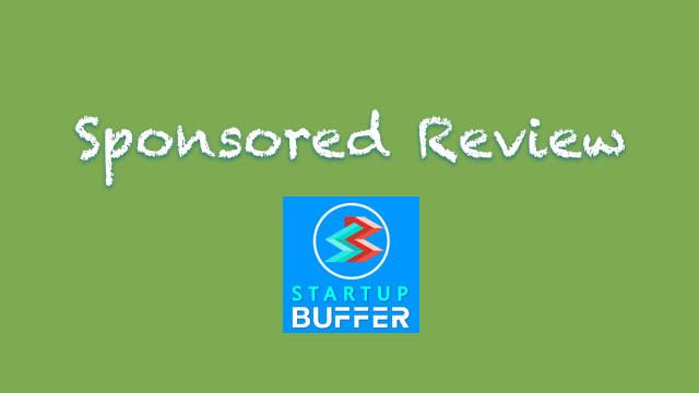 startup buffer sponsored review