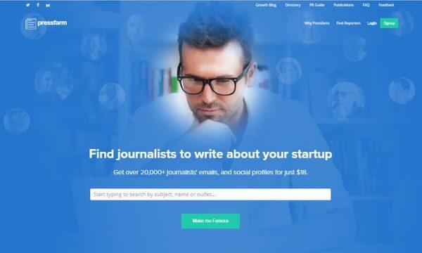 pressfarm-startup