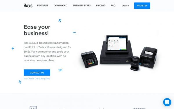 ikas startup