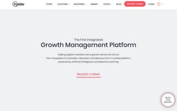 Insider startup