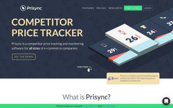 Prisync