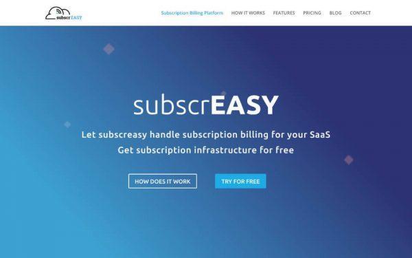 subscrEasy