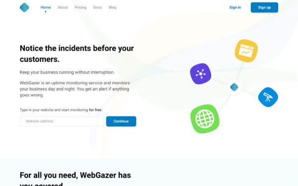 WebGazer