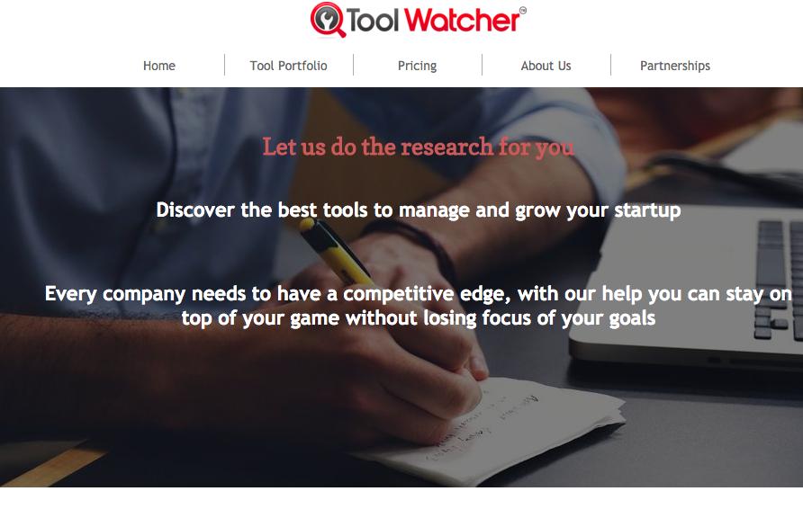 Tool Watcher