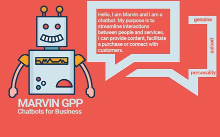 Marvin GPP - Chatbots Development
