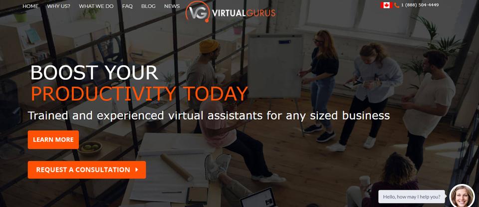 Canadian Virtual Gurus