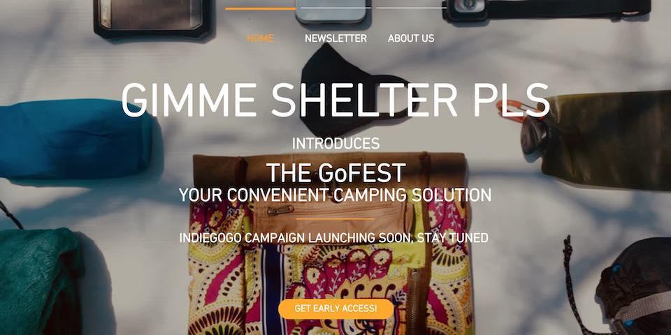 Gimme Shelter Pls