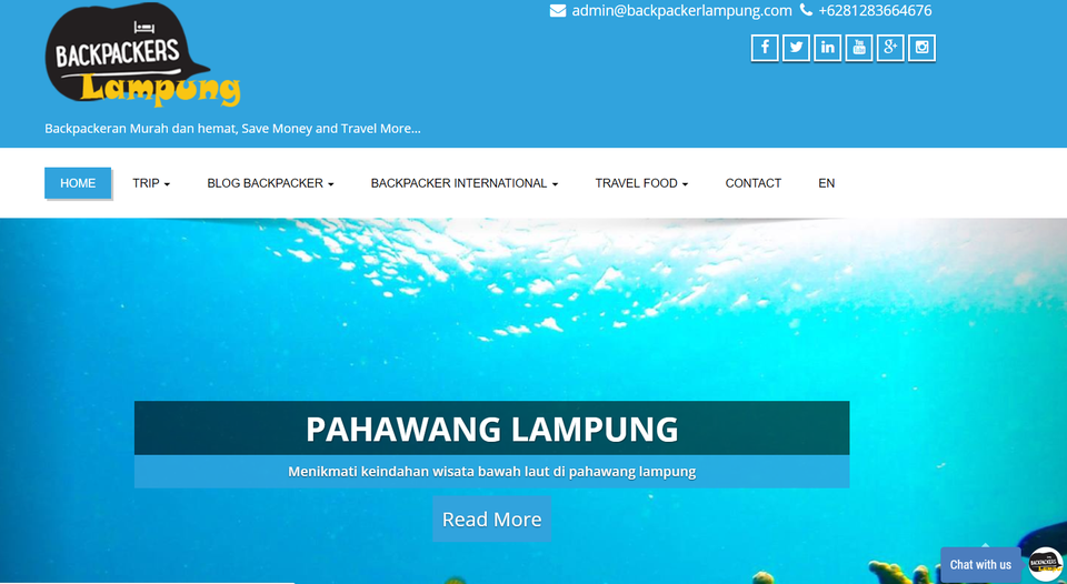 BackpackerLampung
