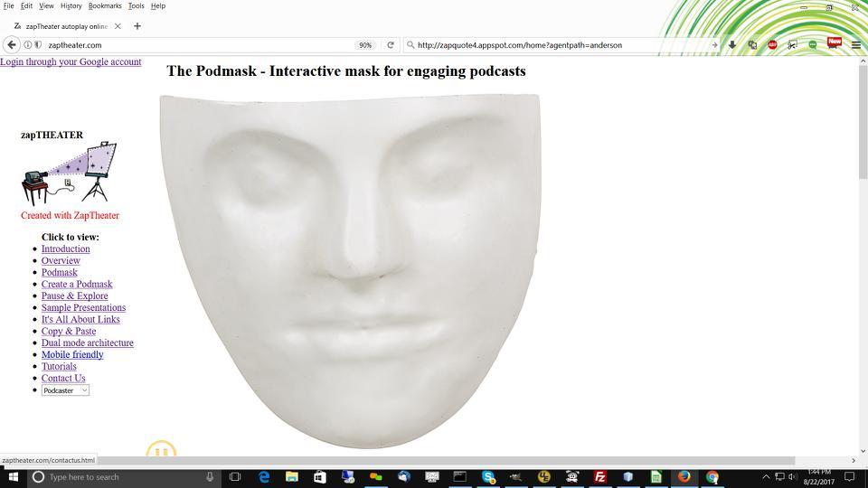 Podmask