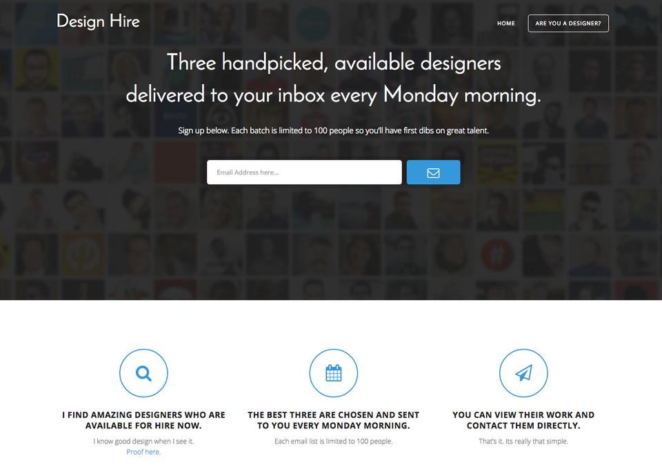 Design Hire