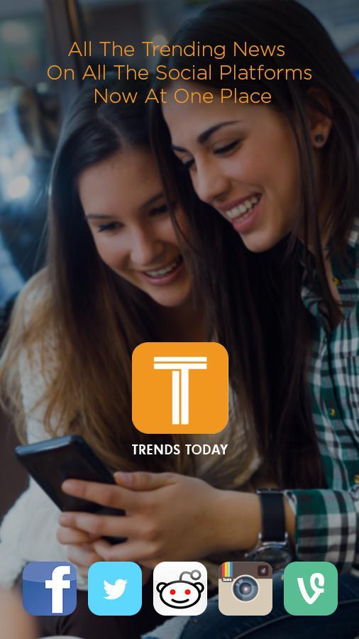 TrendsToday App