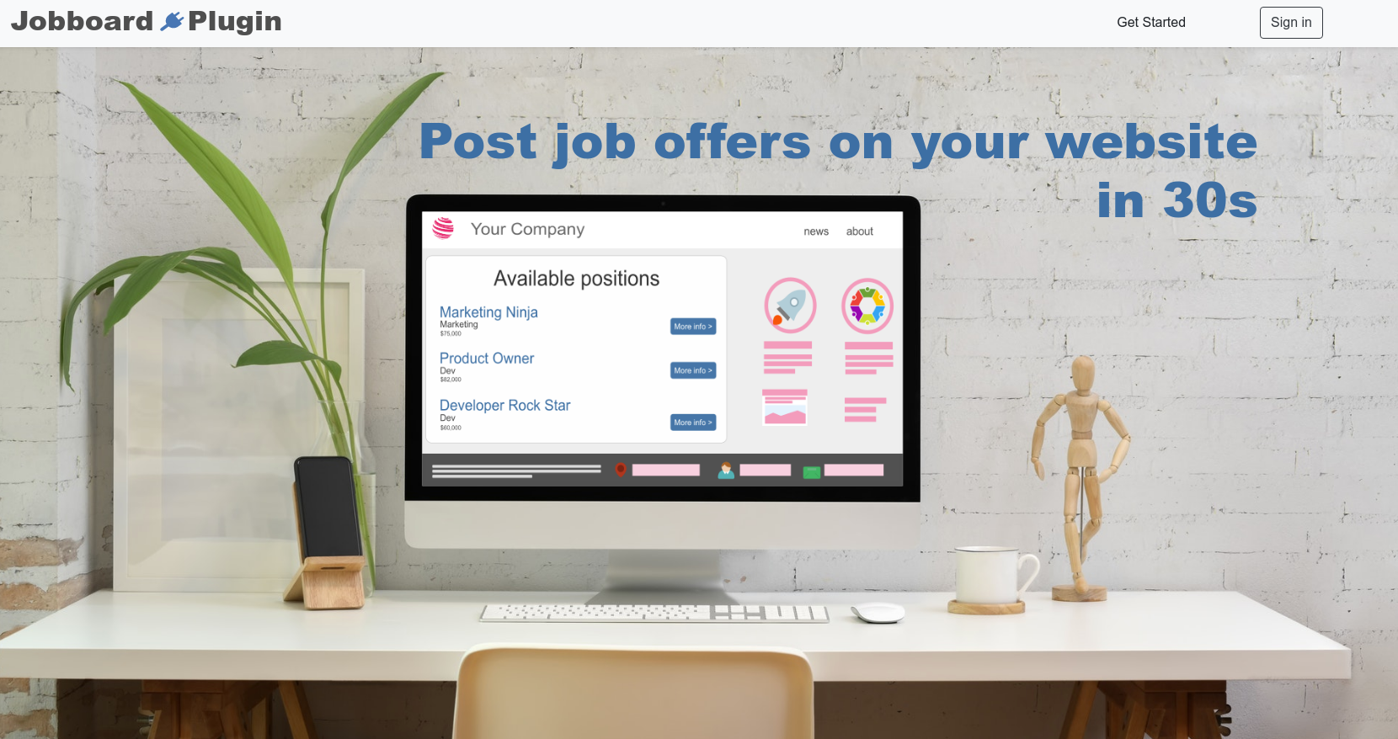 JobboardPlugin