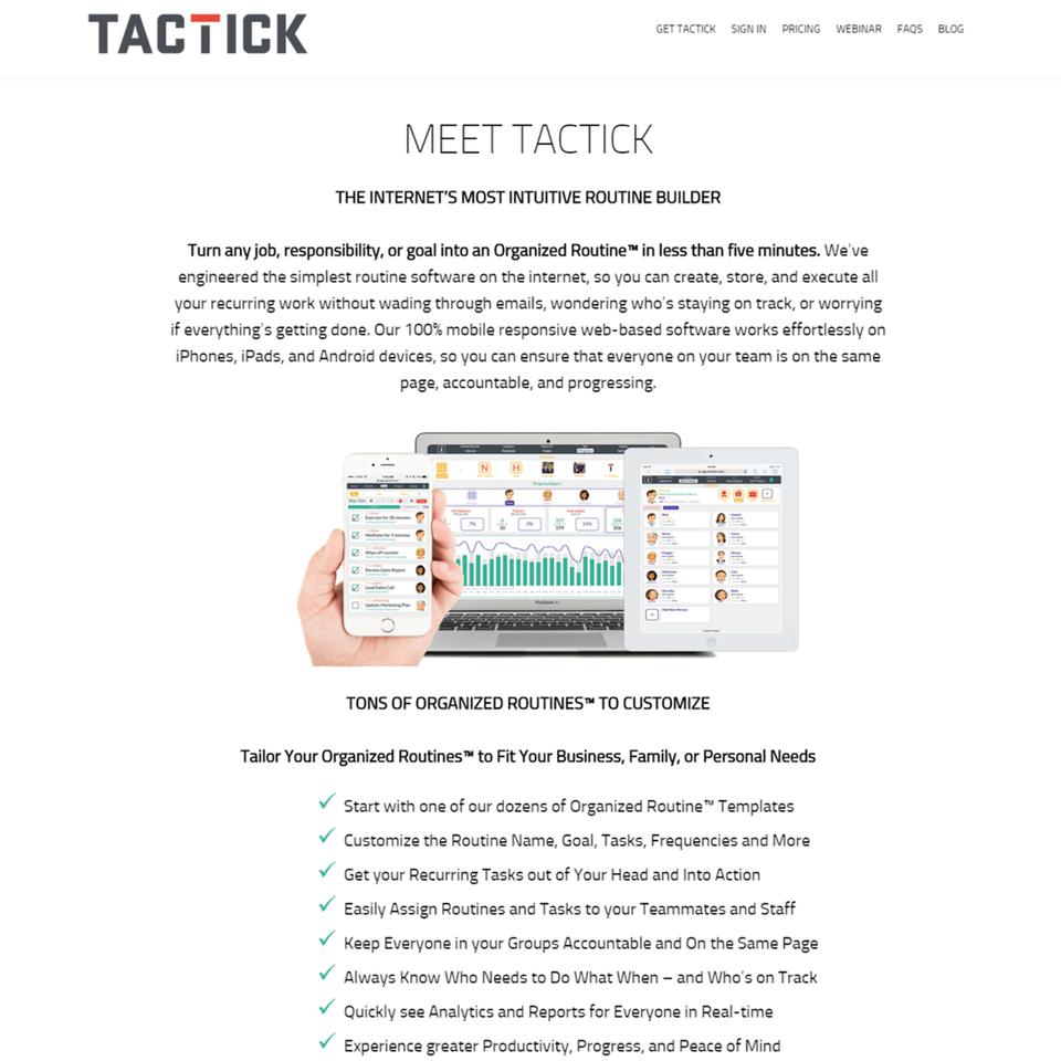 Tactick