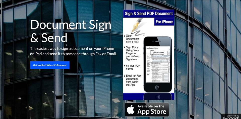 Document Sign & Send for iPhone and iPad