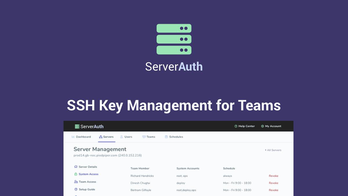 ServerAuth