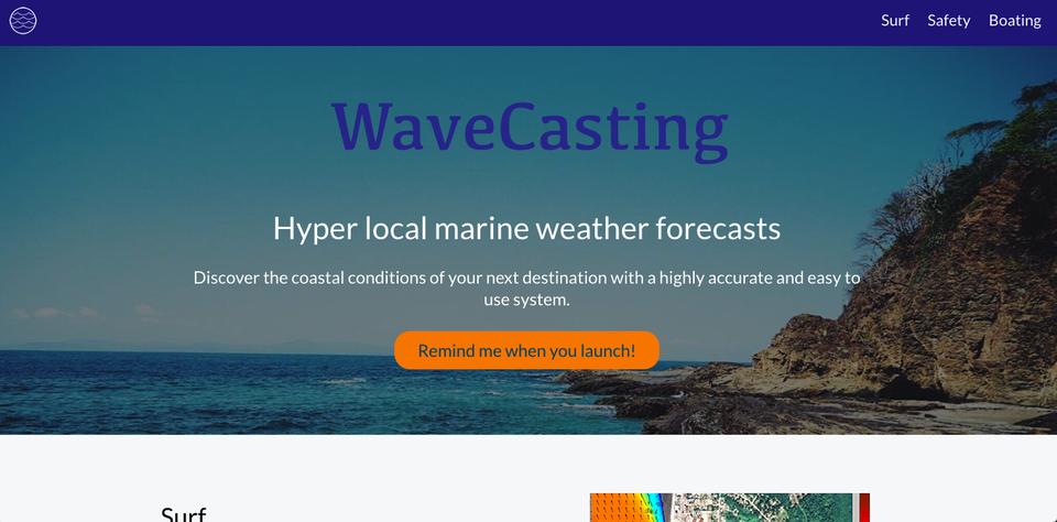 WaveCasting
