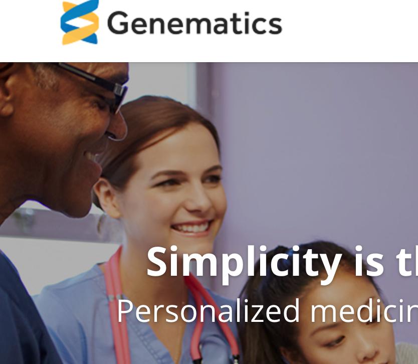 Genematics
