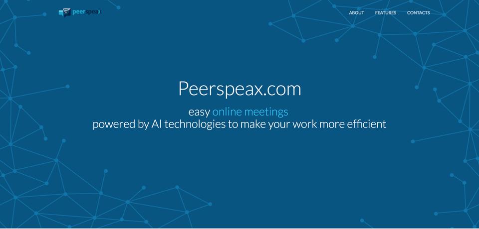 Peerspeax