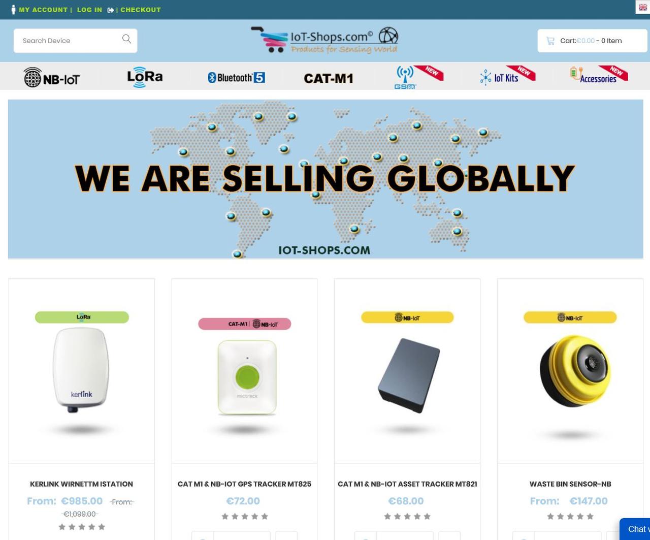 IoT-Shops