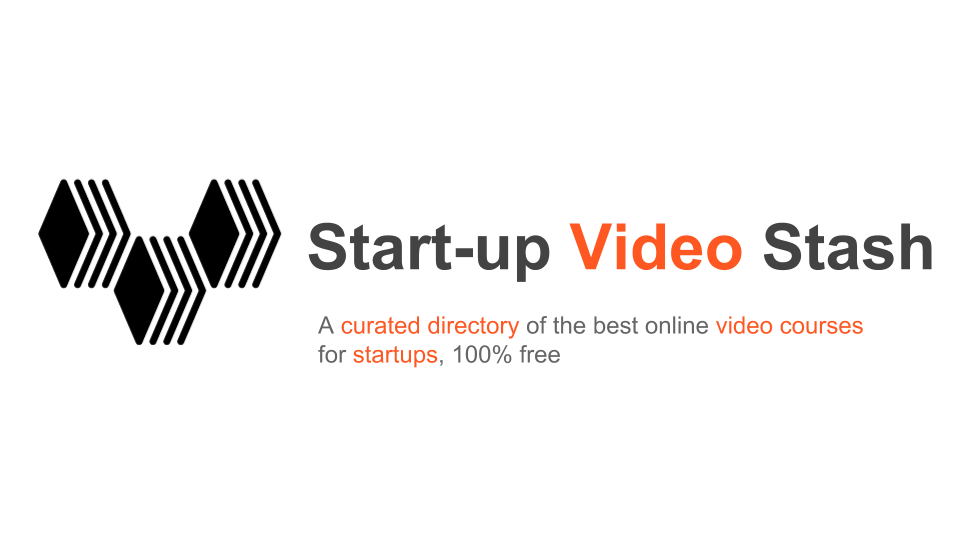 Startup Video Stash