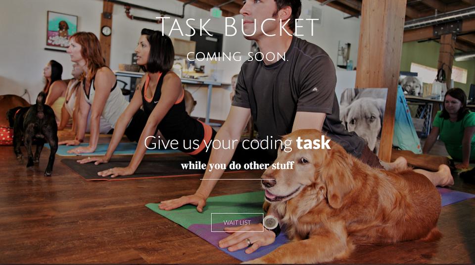 Task Bucket