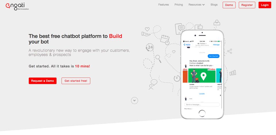 Engati - The Best Free Chatbot Platform