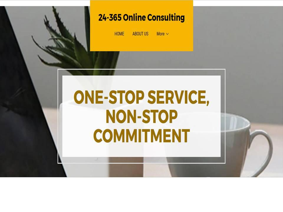 24-365 Online Consulting