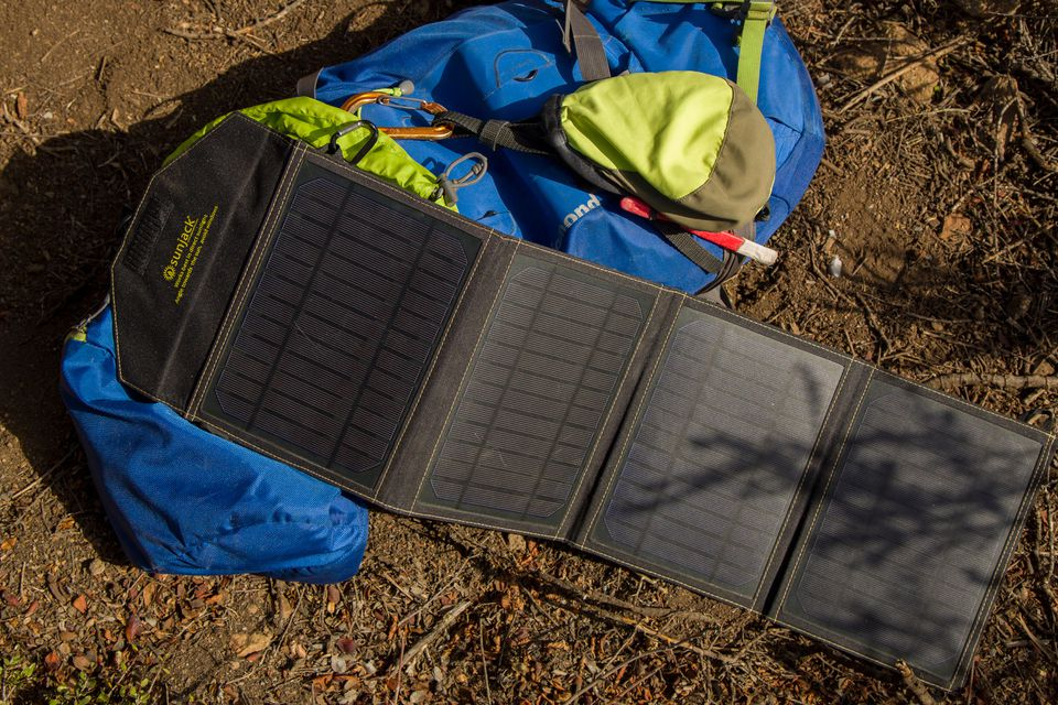 SunJack Portable Power