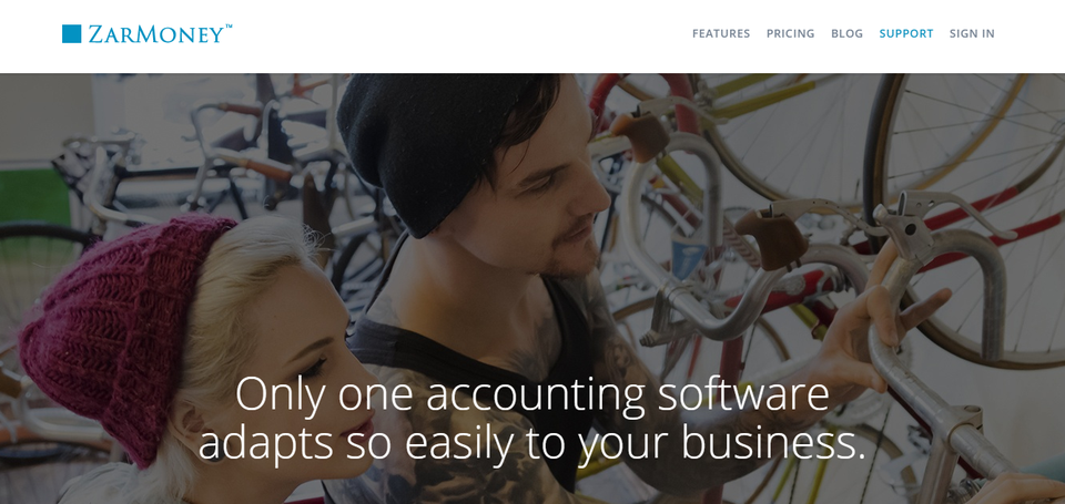 ZarMoney - Free Business Accounting Soft
