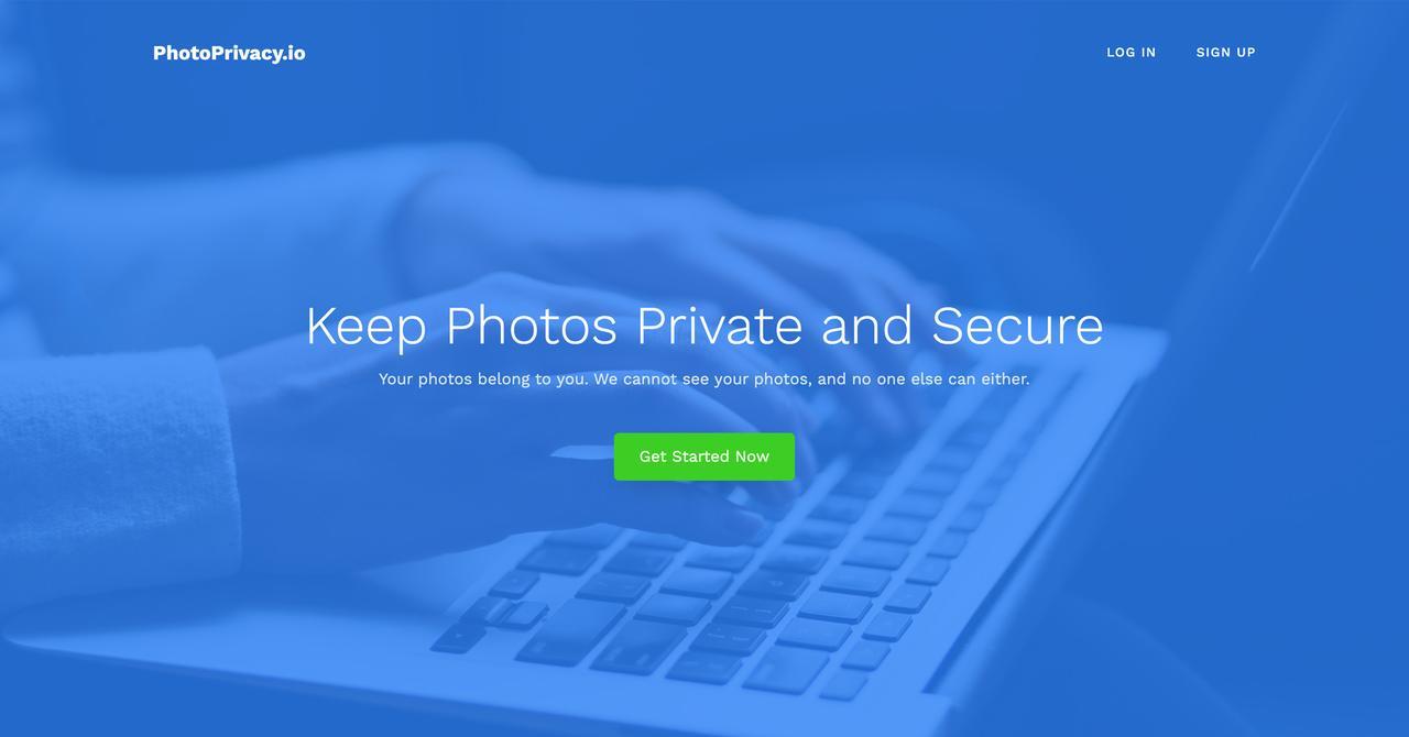 PhotoPrivacy.io