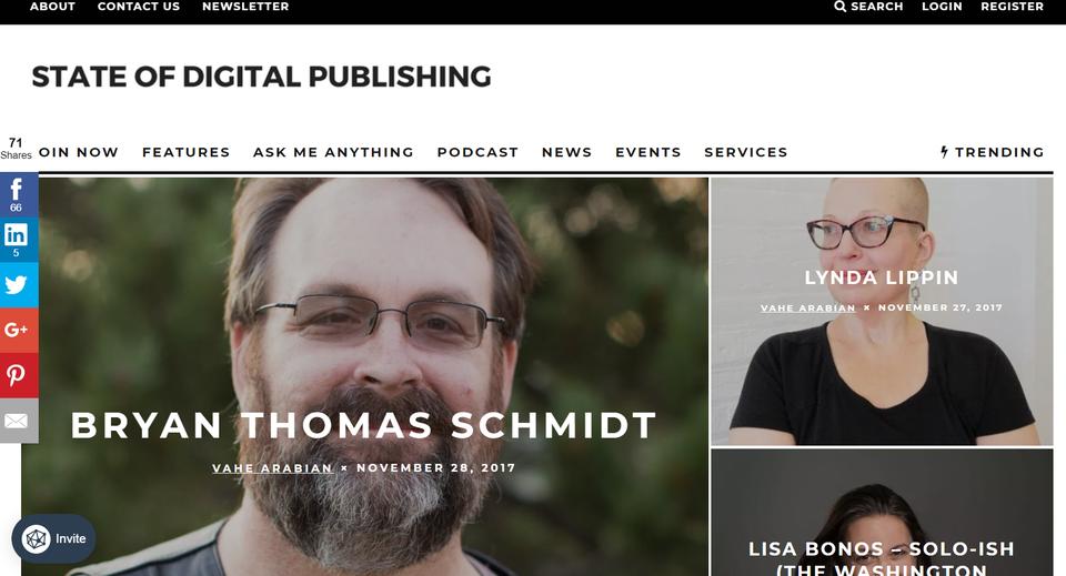 State of Digital Publishing