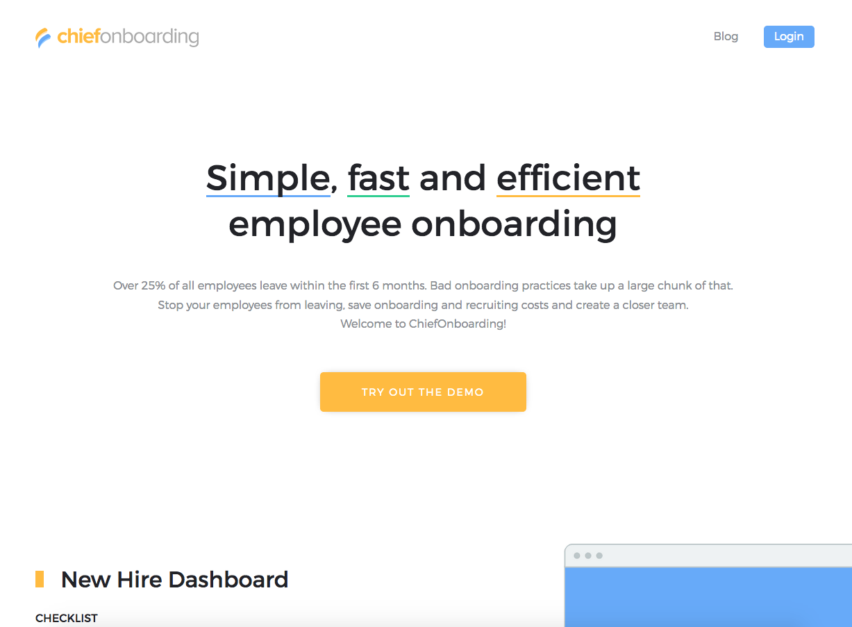 ChiefOnboarding