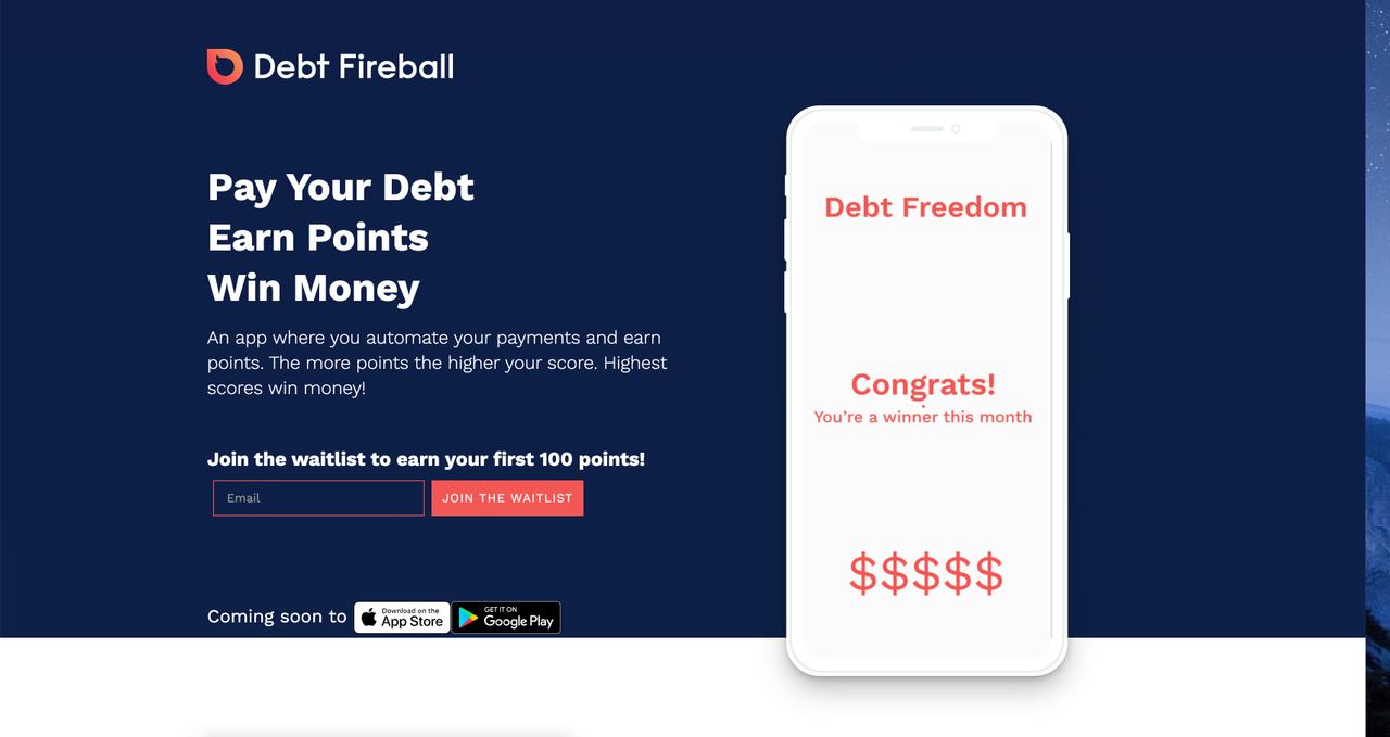 Debt Fireball