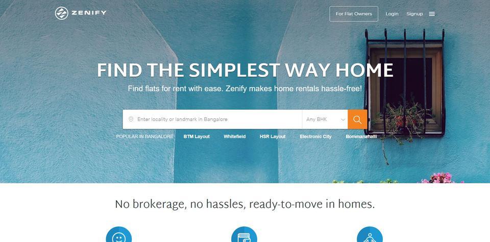 Zenify - Property Rental Management Prov