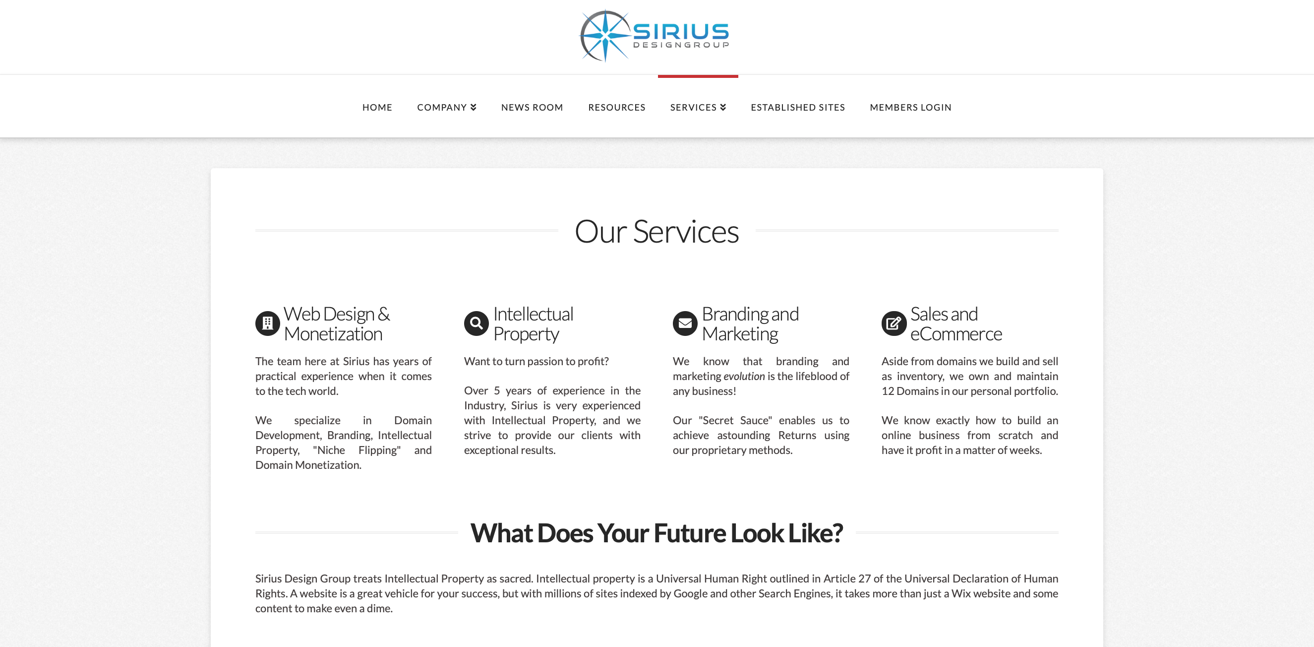 Sirius Design Group