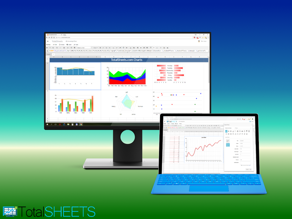TotalSheets