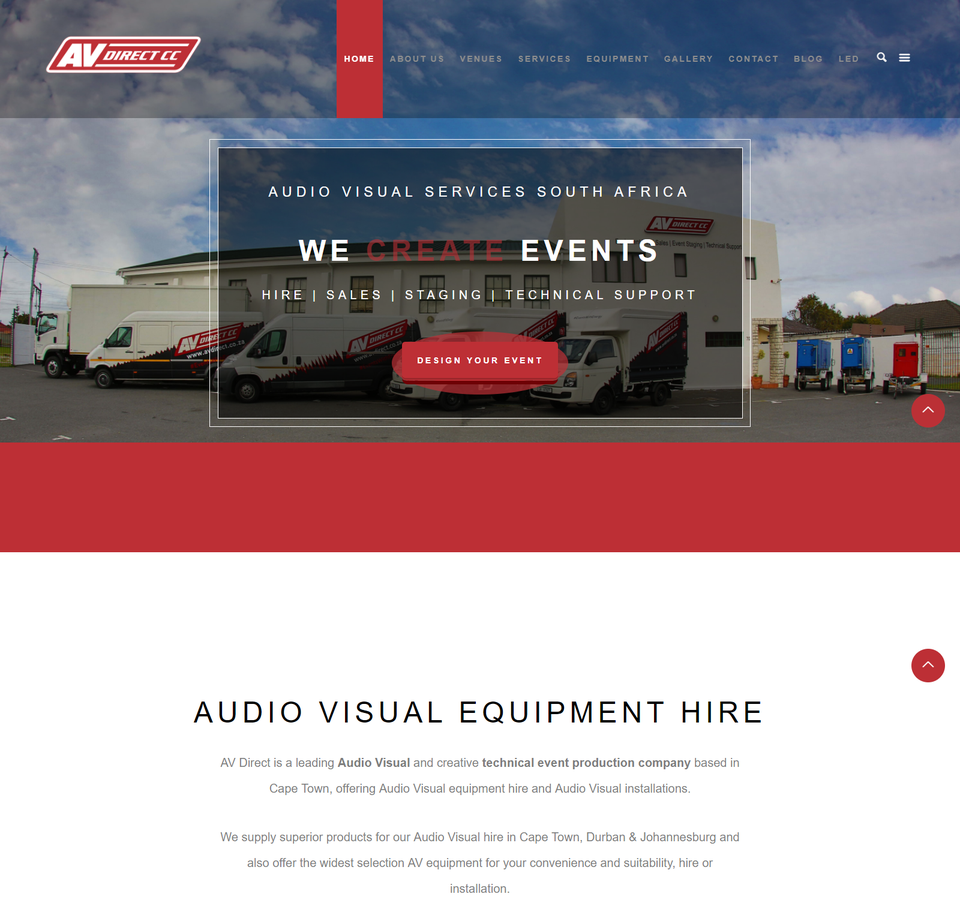 AV Direct - Audio Visual