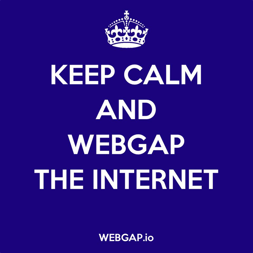 WEBGAP