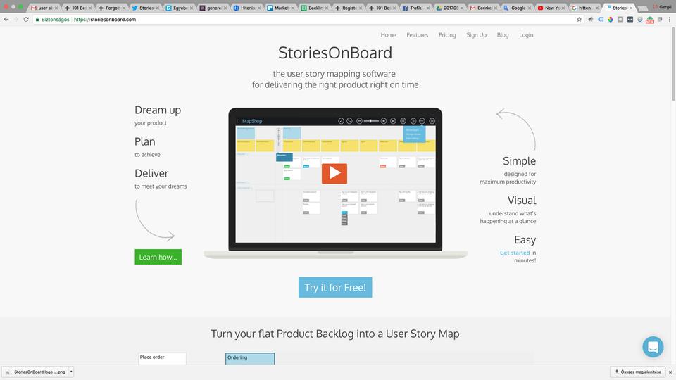 StoriesOnBoard