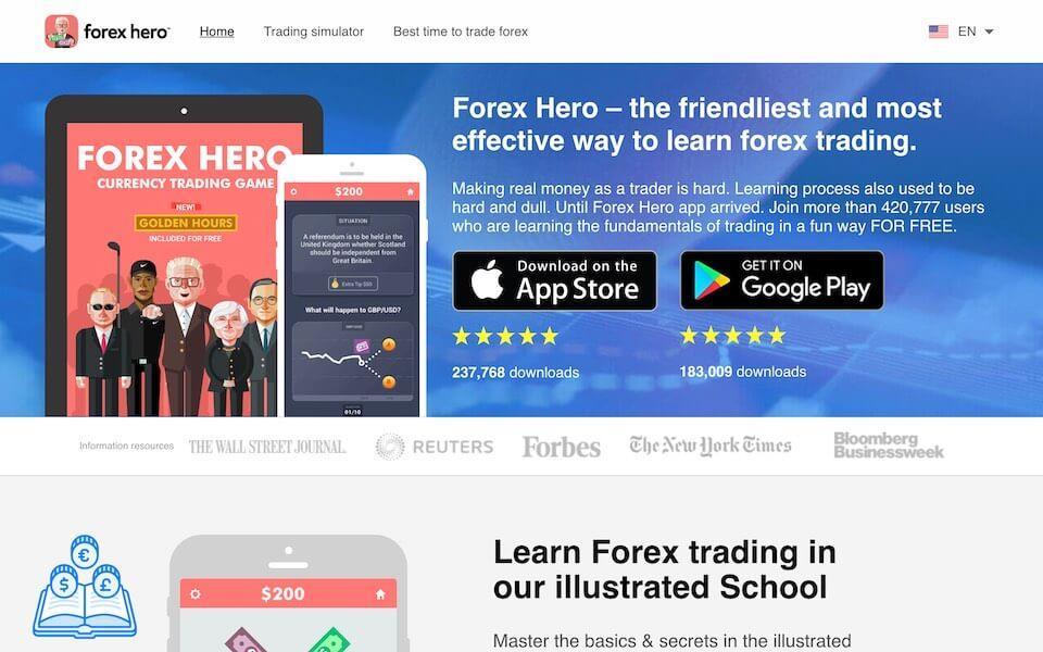 Forex Hero