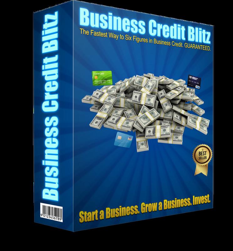 Business Credit Blitz