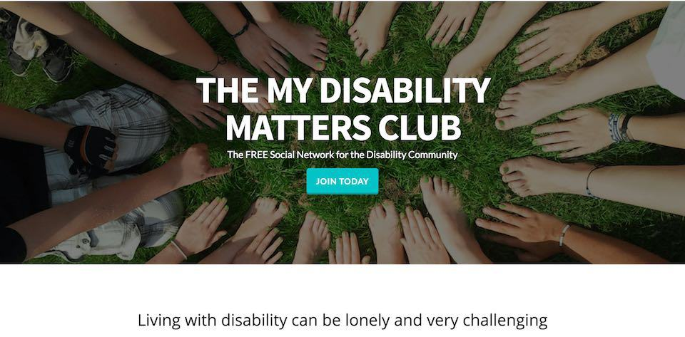 My Disability Matters
