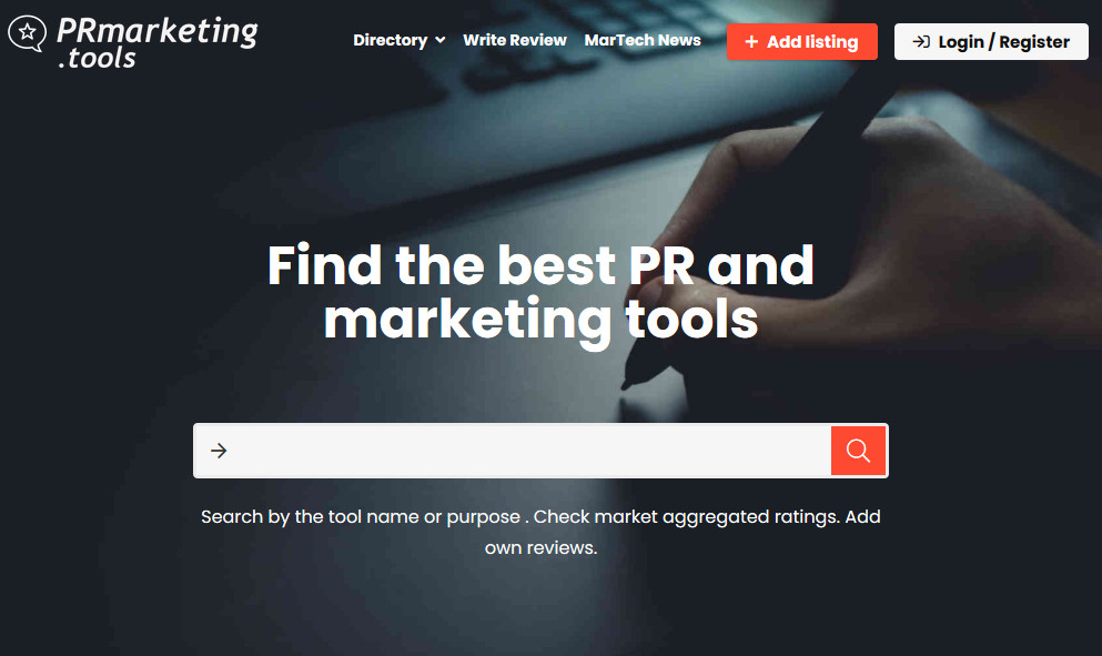PRmarketing.tools