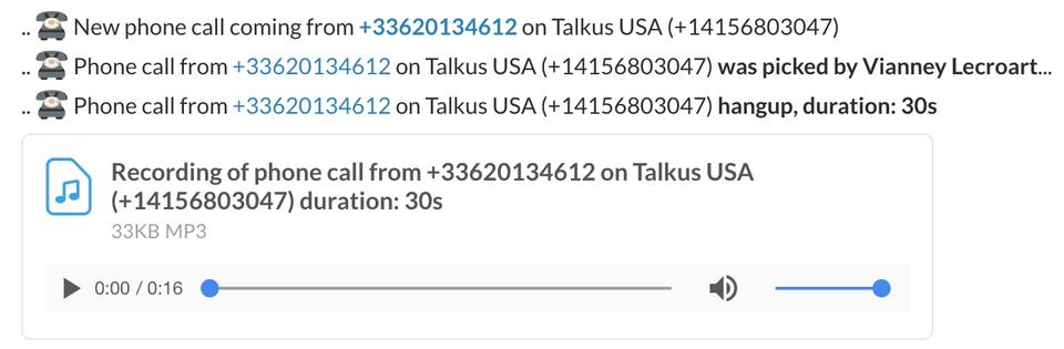 Talkus