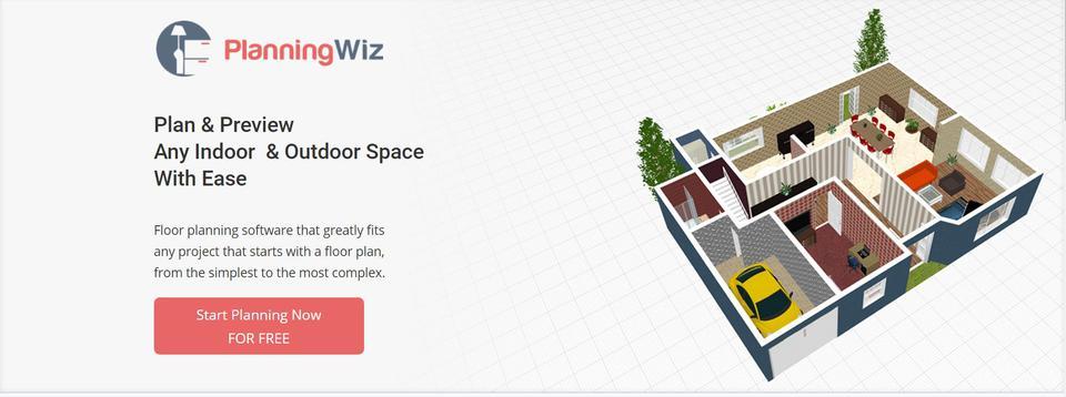PlanningWiz Floor Planner